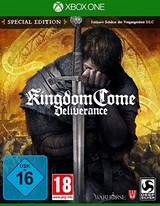 Packshot: Kingdom Come: Deliverance