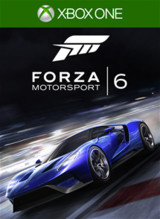 Packshot: Forza Motorsport 6