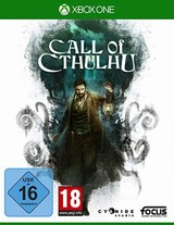Packshot: Call of Cthulhu