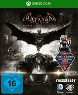 Packshot: Batman: Arkham Knight