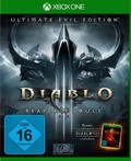Packshot: Diablo III: Reaper of Souls - Ultimate Evil Edition
