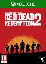 Packshot: Red Dead Redemption 2