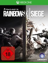 Packshot: Tom Clancy's Rainbow Six: Siege