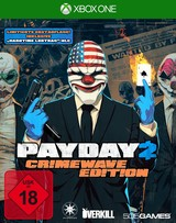 Packshot: Payday 2: Crimewave Edition