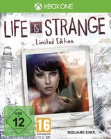 Packshot: Life is Strange