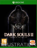 Packshot: Dark Souls 2: Scholar of the First Sin