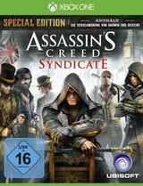 Packshot: Assassin's Creed Syndicate