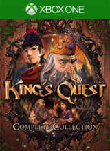 Packshot: King's Quest