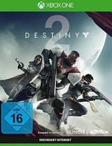 Packshot: Destiny 2