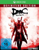 Packshot: DmC Devil May Cry: Definitive Edition