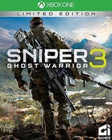 Packshot: Sniper: Ghost Warrior 3