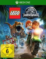 Packshot: LEGO Jurassic World Game