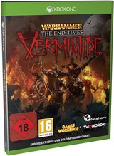 Packshot: Warhammer - The End Times: Vermintide