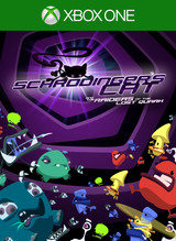 Packshot: Schrödinger's Cat and the Raiders of the Lost Quark