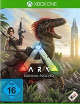 Packshot: ARK: Survival Evolved