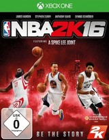Packshot: NBA 2K16