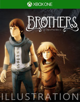 Packshot: Brothers: A Tale of Two Sons