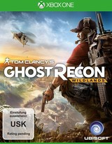 Packshot: Tom Clancy's Ghost Recon Wildlands
