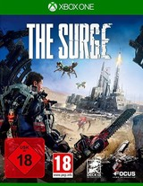 Packshot: The Surge