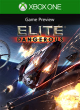 Packshot: Elite Dangerous