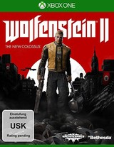 Packshot: Wolfenstein II: The New Colossus