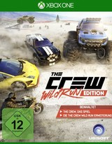 Packshot: The Crew - Wild Run