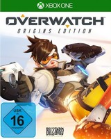 Packshot: Overwatch: Origins Edition