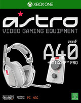 Packshot: ASTRO A40 TR Headset mit MixAmp Pro TR