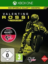 Packshot: Valentino Rossi - The Game (MotoGP 2016)