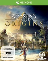 Packshot: Assassin's Creed Origins