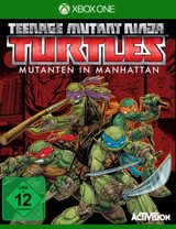 Packshot: Teenage Mutant Ninja Turtles: Mutants in Manhattan