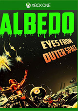 Packshot: Albedo: Eyes from Outer Space