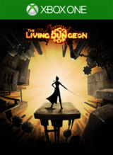Packshot: The Living Dungeon
