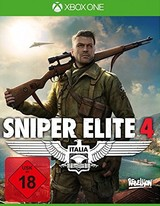 Packshot: Sniper Elite 4