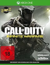 Packshot: Call of Duty: Infinite Warfare