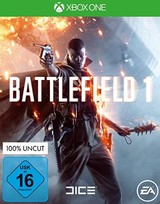 Packshot: Battlefield 1