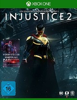Packshot: Injustice 2