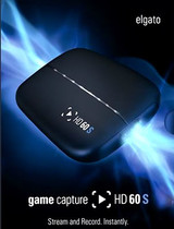 Packshot: Elgato Game Capture HD60 S