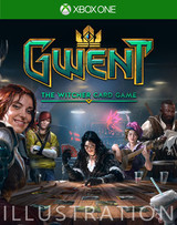 Packshot: Gwent: The Witcher Card Game