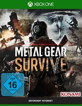 Packshot: Metal Gear Survive