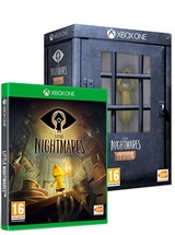 Packshot: Little Nightmares