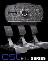 Packshot: Fanatec CSL Elite Wheel Base