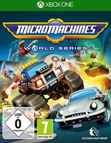 Packshot: Micro Machines: World Series