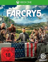 Packshot: Far Cry 5