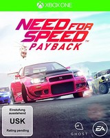 Packshot: Need for Speed Payback
