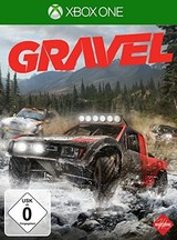 Packshot: GRAVEL
