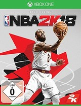 Packshot: NBA 2K18
