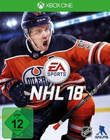 Packshot: NHL 18