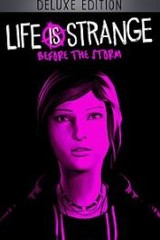 Packshot: Life is Strange: Before the Storm