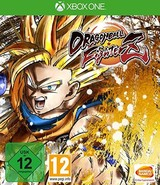 Packshot: Dragon Ball FighterZ